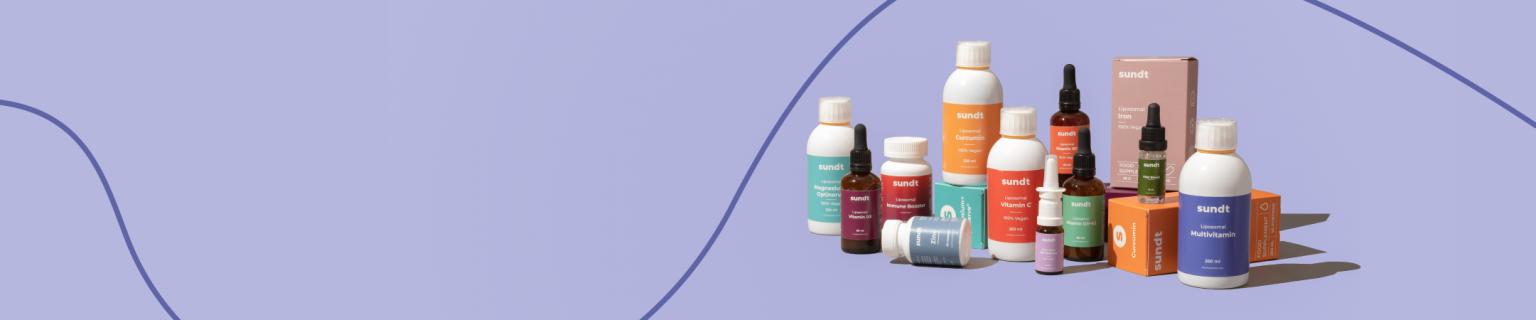 <p>Suplementos para ayudarte a sentirte mejor.</p>